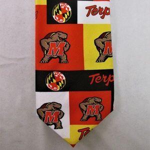 University of Maryland Men's Tie